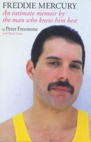 Freddie Mercury by Peter Freestone