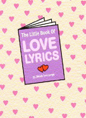 The Little Book of Love Lyrics by Maiden Iron