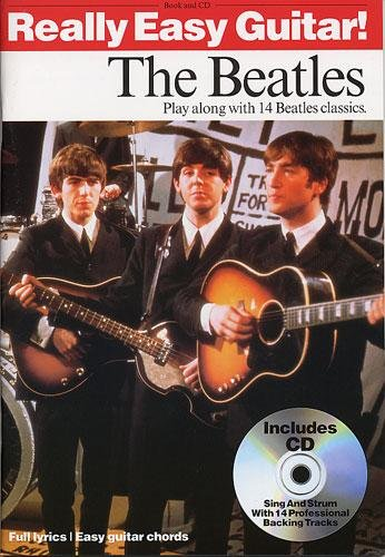 Really Easy Guitar] The Beatles By The Beatles