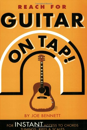 Guitar on Tap! by Joe Bennett
