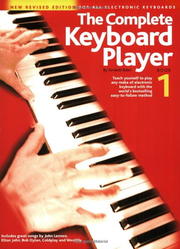 The Complete Keyboard Player By Baker K