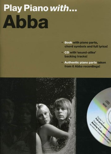 Play Piano With... Abba By Abba (Artist)