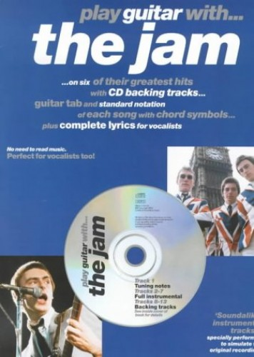 Play Guitar with... the Jam By Wise Publications