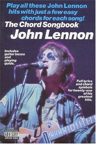 JOHN LENNON THE CHORD SONGBOOK LC By John Lennon