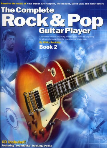 The Complete Rock And Pop Guitar Player By Divers Auteurs