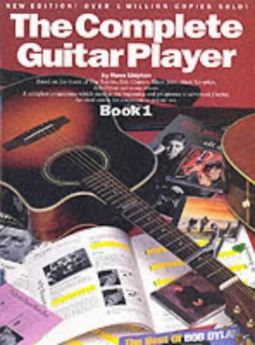 Complete Guitar Player: Bk. 1 By Russ Shipton