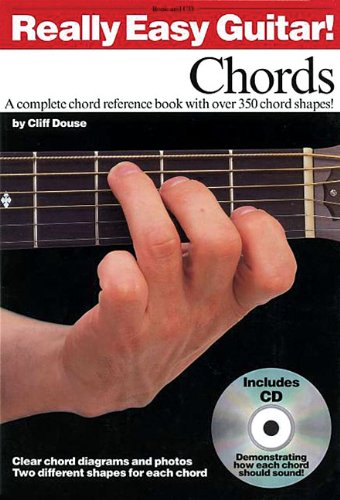 Really Easy Guitar] Chords By Cliff Douse