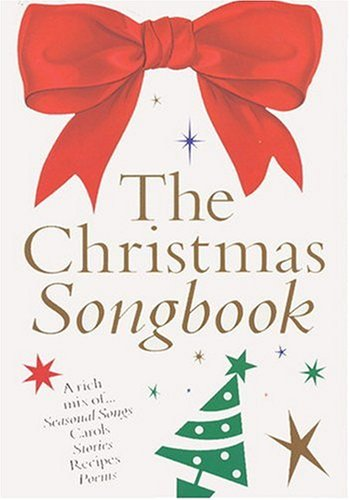 The Christmas Songbook by Christina Rosetti