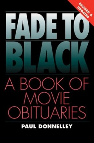 Fade to Black By Paul Donnelley