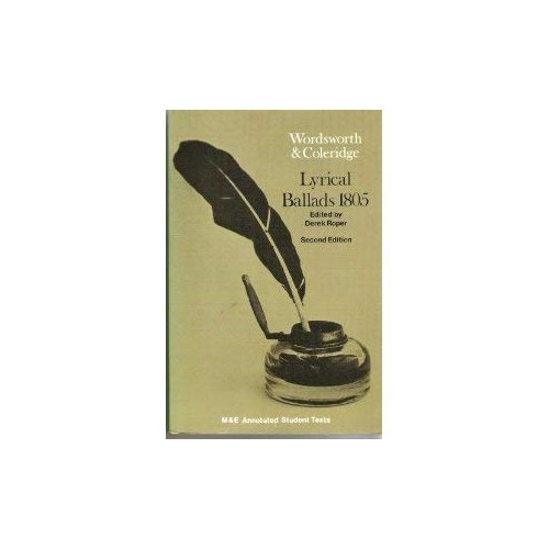 Lyrical Ballads By William Wordsworth