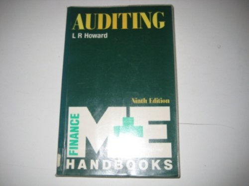 Auditing By Leslie