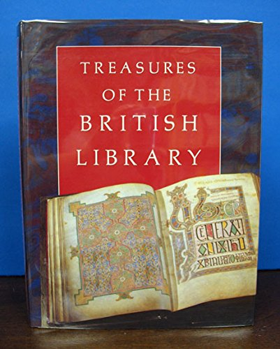 Treasures of the British Library by Edited by Nicolas Barker