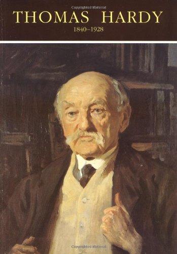 Thomas Hardy 1840-1928 By Elizabeth James