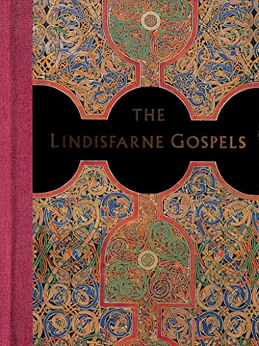 The Lindisfarne Gospels: A Masterpiece of Book Painting by Janet Backhouse