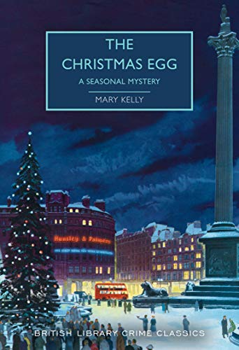 The Christmas Egg By Mary Kelly