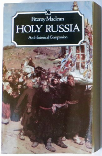 Holy Russia by MacLean, Fitzroy Paperback Book The Cheap Fast Free Post
