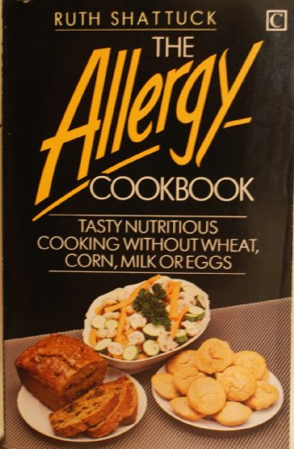 Allergy Cook Book By Ruth Shattuck
