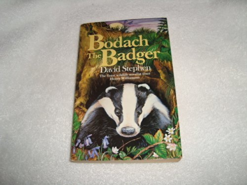 Bodach the Badger By David Stephen