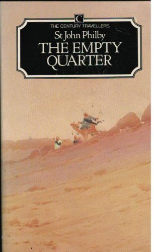 The Empty Quarter By H.St.John Philby