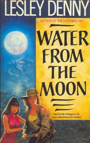Water from the Moon By Lesley Denny