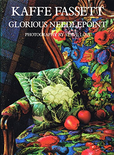 Glorious Needlepoint by Kaffe Fassett