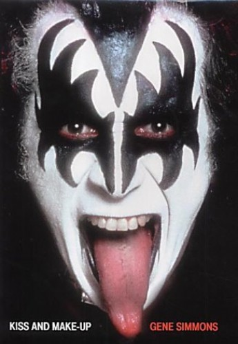 """""""Kiss"""" and Makeup By Gene Simmons"""