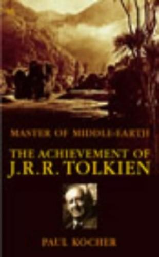 Master Of Middle Earth par Paul Kocher