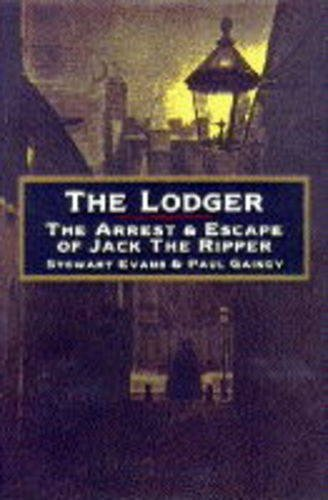 The Lodger By Stewart P. Evans