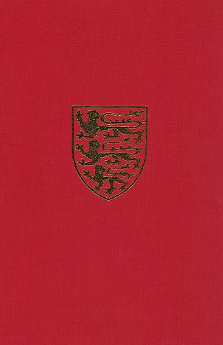 The Victoria History of the County of Sussex - Volume Three By L.f. Salzman