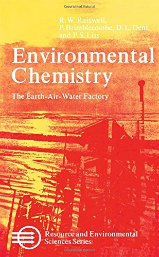 Environmental Chemistry By R.W. Raisewell