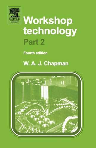 Workshop Technology Part 2 By W. Chapman