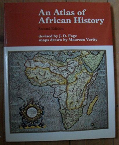 Atlas-of-African-History-by-Verity-M-0713159634-The-Cheap-Fast-Free-Post