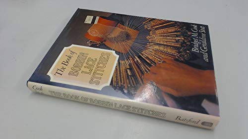 The Book of Bobbin Lace Stitches By Bridget M. Cook