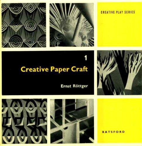 Creative Papercraft By Ernst Rottger