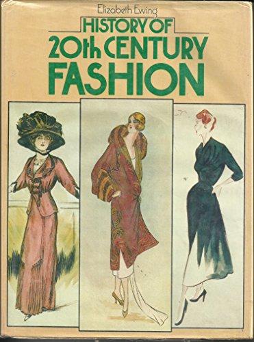 History of 20th Century Fashion By Elizabeth Ewing