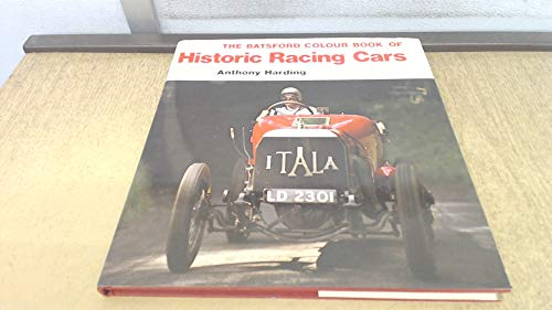 Historic Racing Cars By Anthony Harding