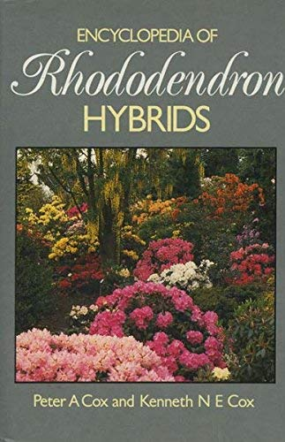 ENCY OF RHODODENDRON HYBDS
