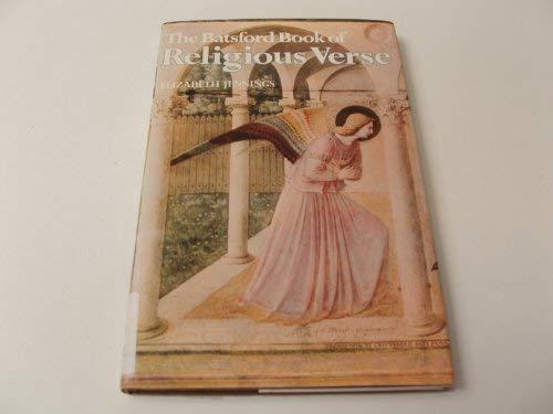 Book of Religious Verse By Elizabeth Jennings