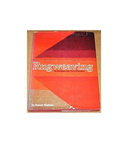 Rug Weaving By Joanne Mattera