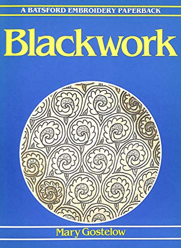 Blackwork By Mary Gostelow