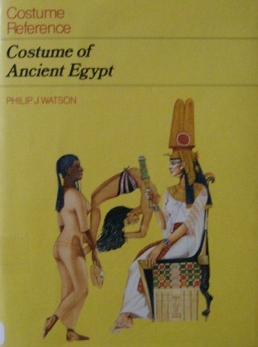 The Costume Reference By Philip J. Watson
