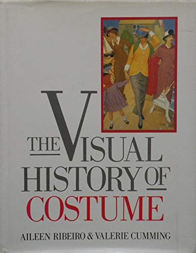 A Visual History of Costume By Aileen Ribeiro