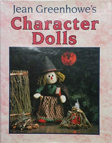 Character Dolls By Jean Greenhowe
