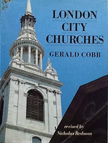 London City Churches By Gerald Cobb