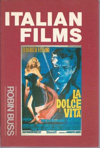 Italian Films By Robin Buss