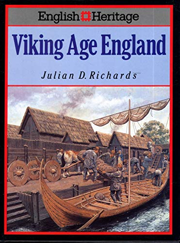 English Heritage Book of Viking Age England By J.D. Richards