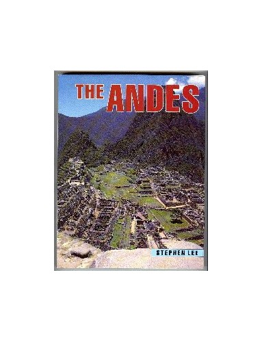 The Andes By Stephen Lee