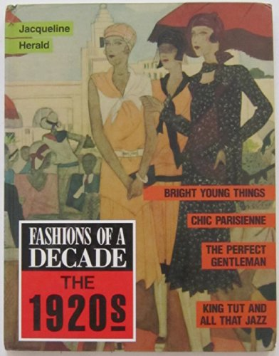 1920's By Jacqueline Herald