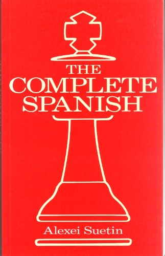 The Complete Spanish By A.S. Suetin