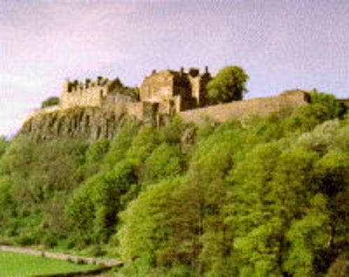 HS BOOK OF STIRLING CASTLE By Richard Fawcett